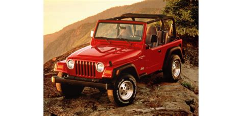 1999 Jeep Reviews 1999 Jeep Wrangler Reviews Specs And Prices