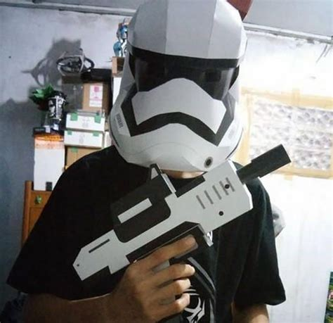 Stormtrooper Papercraft Helmet - 17 best ideas about order on wars
