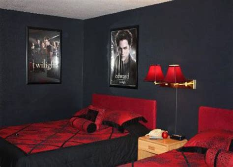 twilight bedroom twilight fans with creepy twilight themed bedrooms 28