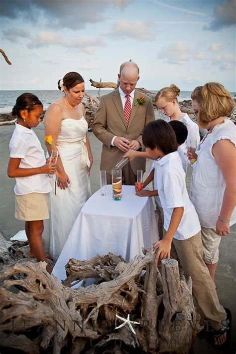 Wedding Vows For Blended Families by Sand Wedding Ceremonies For Blended Families Principles
