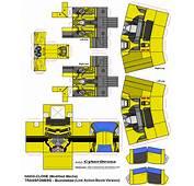 Hako Clone  Bumblebee LAM By CyberDrone On DeviantArt