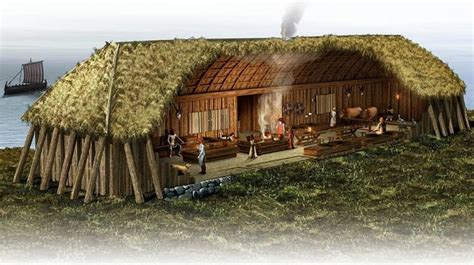 how long to build a house why did vikings burn and bury their longhouses ancient pages