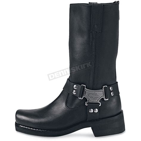 mens boots eee width milwaukee motorcycle clothing co mens classic harness