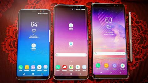 Samsung S8 Plus Vs Note 8 Samsung Galaxy Note 8 Vs S8 Plus S8 Which Should You