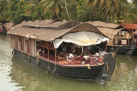 house boats kerala kerala house boats photograph by paul cowan