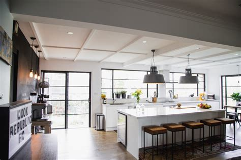 Narrow Kitchen Design With Island welcome to our new kitchen renovation before and after
