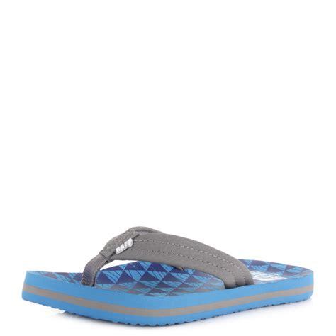 toddler reef sandals boys reef ahi blue stack flip flops sandals