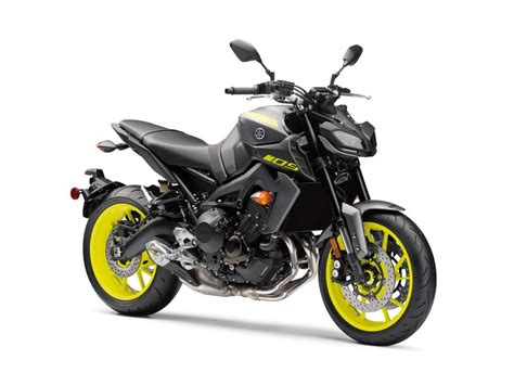 Motorrad Yamaha Mt 09 by 2018 Yamaha Mt 09 Review Totalmotorcycle