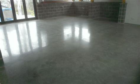 Diamond Polished Concrete