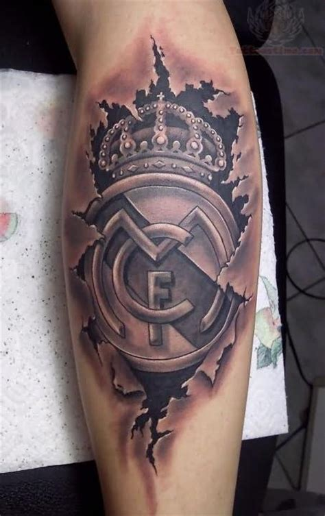 real madrid tattoo designs real madrid images designs
