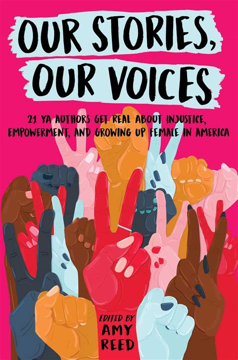 in our stories books our stories our voices book by julie murphy sandhya