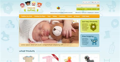 20 awesome kids website themes and templates flashuser