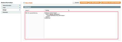 layout update xml magento cms add noindex nofollow to magento cms pages