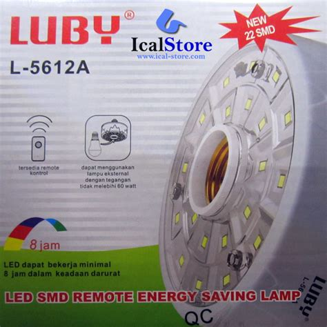 Lu Darurat Emergency Fitting Surya L2208 22 Led lu fitting remote luby 22 led smd ical store ical store