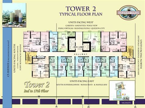Ridgewood Condo Floor Plan by Ridgewood Towers Preselling Condominium For Sale In