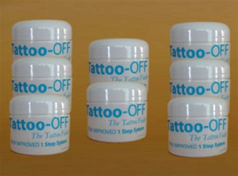 Tattoo Off Cream Ingredients | 5 best tattoo removal creams you can buy in singapore