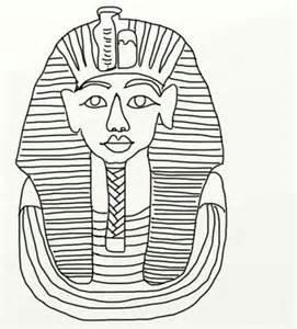 ancient mask template ancient mask coloring pages