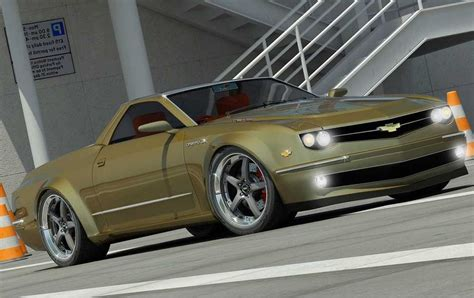 Chevy El Camino Concept Car Imgkid Com The Image