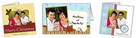 free printable christmas cards add photo free photo insert christmas cards to print at home
