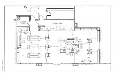 supermarket layout drawings retail store floor plan with dimensions google search