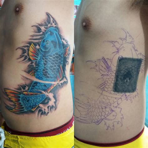 star tattoo cover up morbidtattoo philippines finest shop