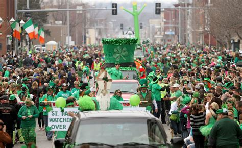 st s day parade chicago start time your guide to celebrating st s day in the q c