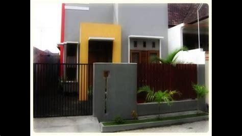 gambar model pagar tembok rumah minimalis desain rumah minimalis terbaru