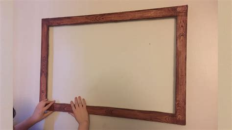 How To Make A Picture Frame Out Of Paper - make your own lightweight picture frame out of foamcore