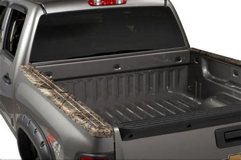 truck bed rail caps chevy silverado 2500 dee zee diamond plate aluminum side