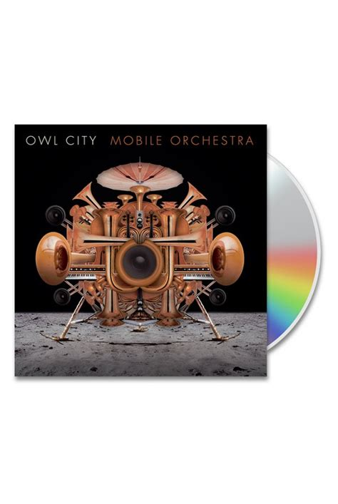 Cd Owl City Mobile Orchestra owl city mobile orchestra cd