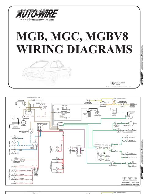 1977 mgb wiring harness mgb alternator wiring wiring