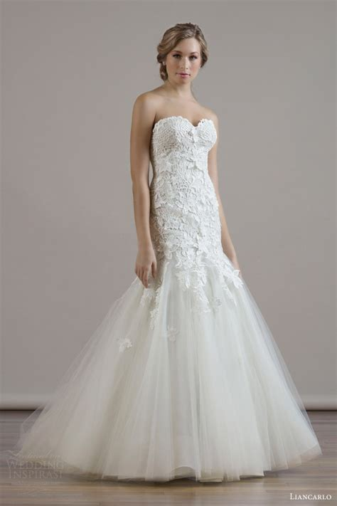 Fall Style Wedding Dresses by Liancarlo Fall 2015 Wedding Dresses Bridalpulse