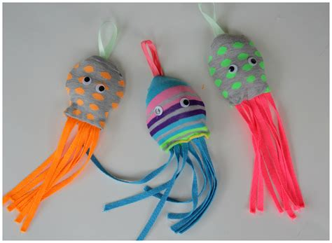 craft to make squid craft dollar store