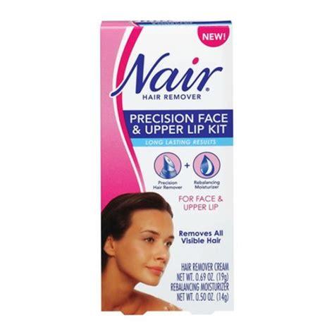 nair hair remover precision and lip kit nair