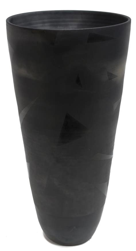 Triangle Vase by Bavel Pottery Quot Triangle Quot Vase