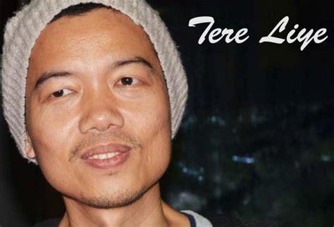 Novel Tere Liye Rindu Best Seller Indonesia profil biografi tere liye profilbos