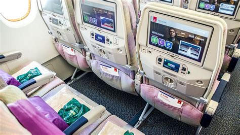 emirates seat seat review emirates brand new 2016 economy class seat