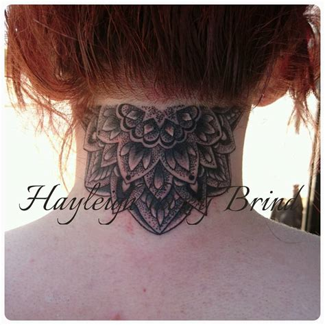 hairline tattoo 38 popular hairline ideas to get inked in style