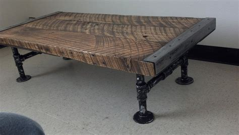 industrial pipe coffee table industrial coffee table century barnwood distressed