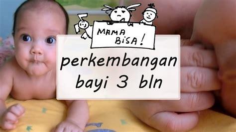 perkembangan bayi usia 8 bulan priyayialitblogspotcom perkembangan bayi usia 3 bulan youtube
