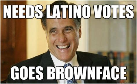 Memes Latinos - hispanic meme romney the latino vote
