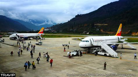Flights From Ktm To Pbh Avis Du Vol Druk Air Bangkok Paro En Affaires