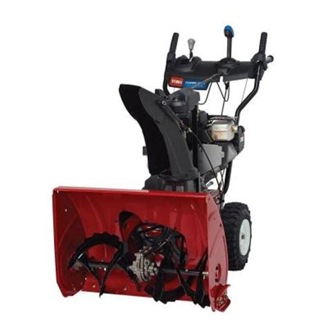 toro power max 724 oe 24 in two stage electric start gas