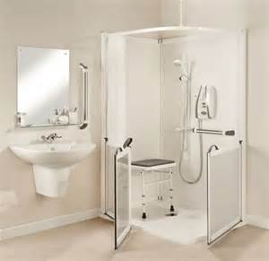 image gallery level access shower screen