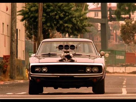 fast and furious 1 cars dom s 1970 dodge charger rt has always been fast furious