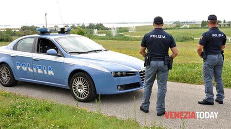volanti polizia nuove divise polizia volanti questura di venezia