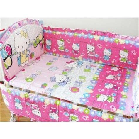 hello kitty crib bedding red hello kitty crib bedding crib nursery bedding pinterest