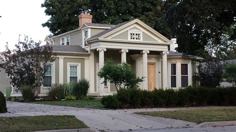 historic revival house plans home tour in racine wisconsin italian style homes