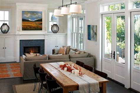 decorating ideas  small dining room interior