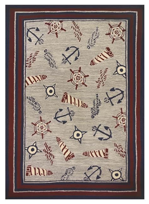 Nautical Themed Area Rugs Nautical Theme Rugs House Home